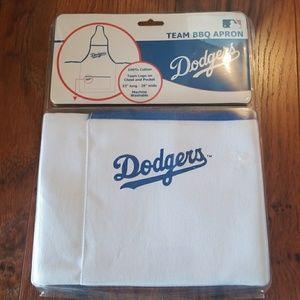 Dodgers BBQ Apron
